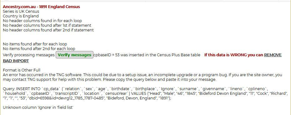 Census Plus - UK 1841 Import - Code Discussion - TNG Community